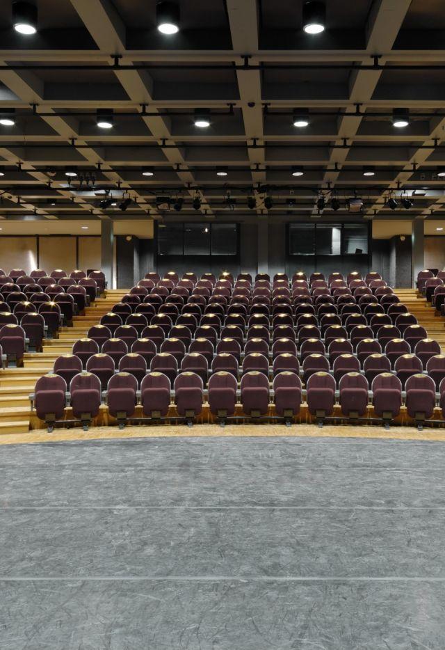 Grande Halle de La Villette Auditorium Boris Vian