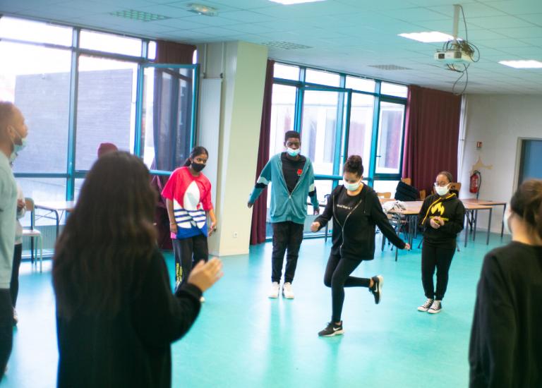 L'éducation culturelle et artistique avec La Villette