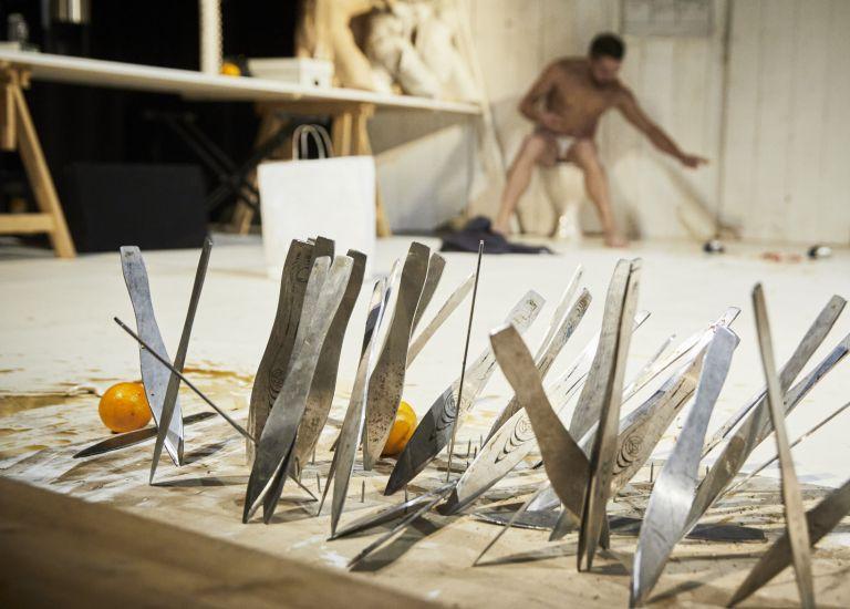 ©Christophe Raynaud de Lage  Les résidences à La Villette - Plaine d'Artistes 2.0
