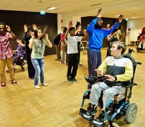Champs social et handicap