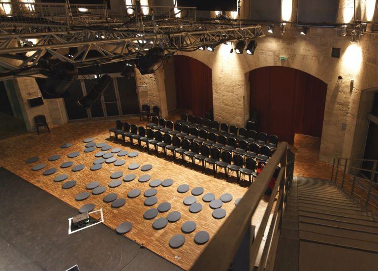 Pavillon Villette / WIP Villette intérieur