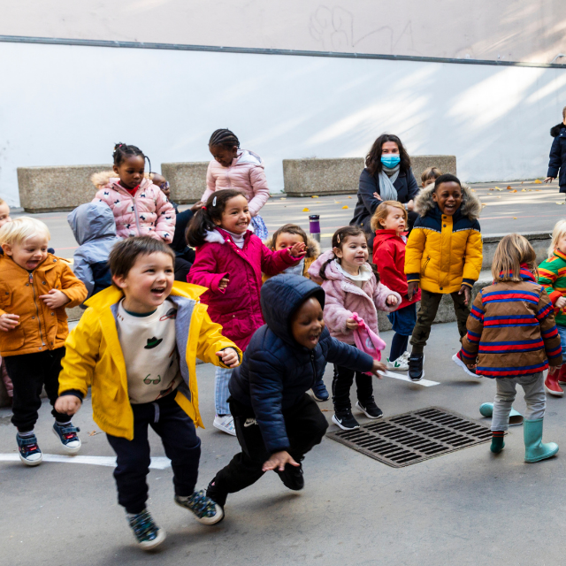L'éducation culturelle et artistique à La Villette