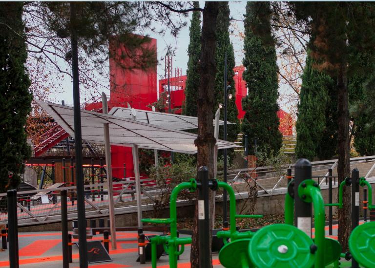 Jardin des Voltiges