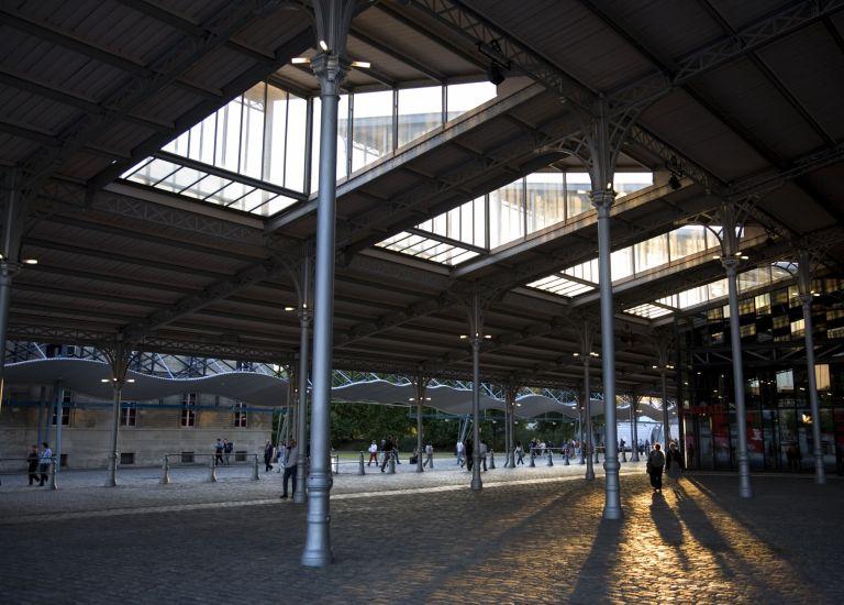 Pérystyle de la Grande Halle La Villette