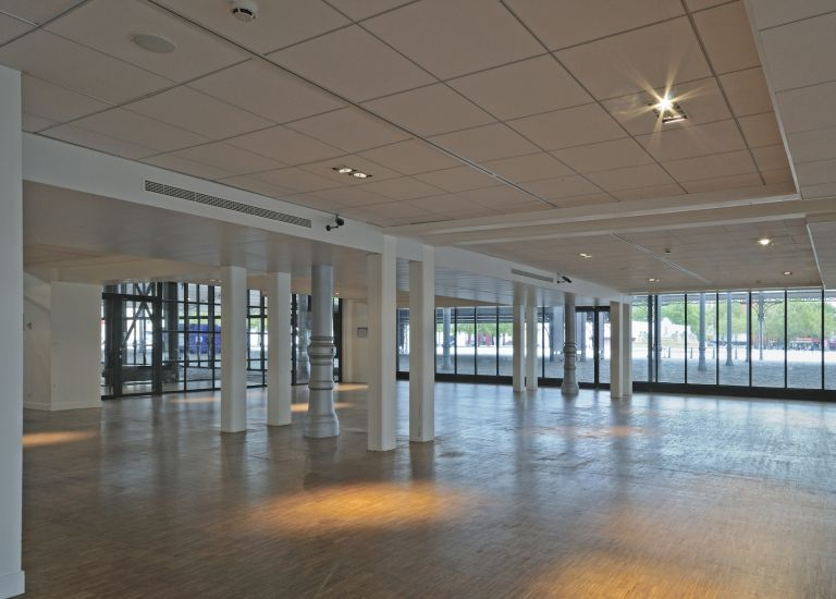 Grande Halle de La Villette studio 1