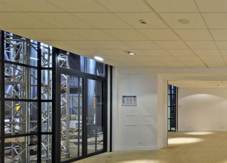 Grande Halle de La Villette studio