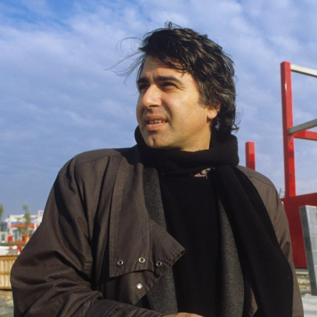 Bernard Tschumi architecte concepteur du parc de La Villette