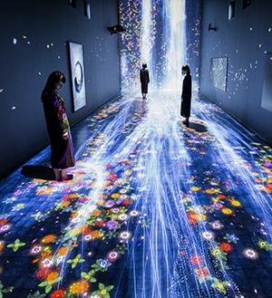 Univers et particules d'eau