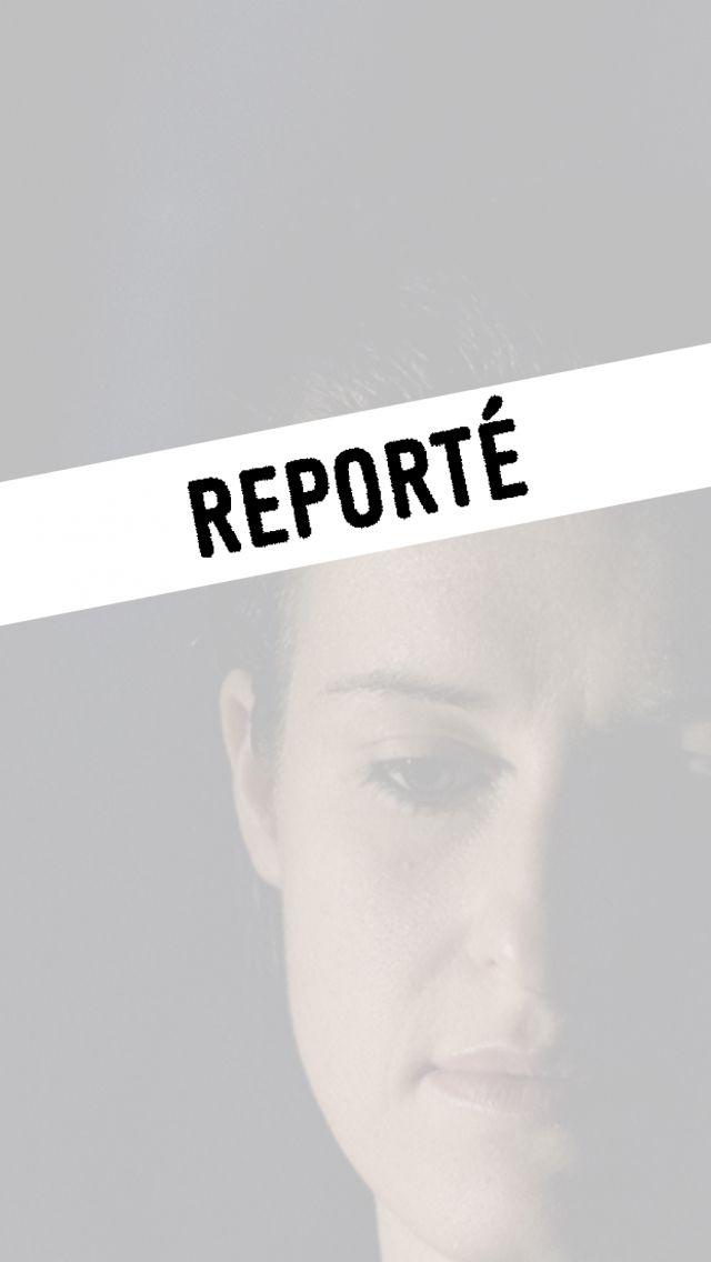 Lucie Antunes / Après la Chute  - reporté
