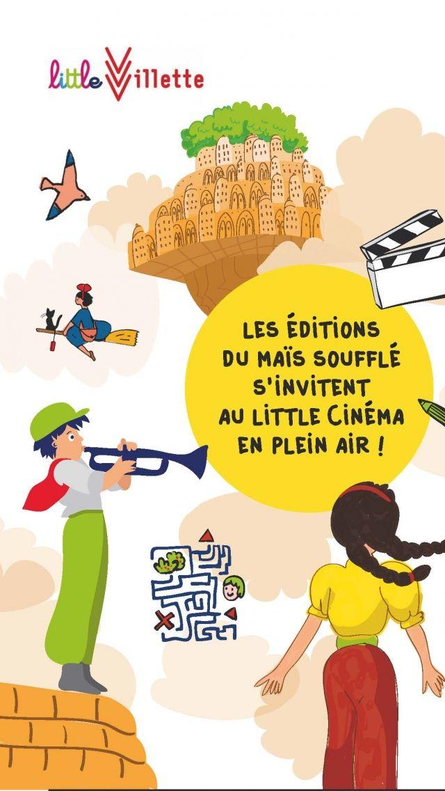 Journée Little Cinéma en plein air
