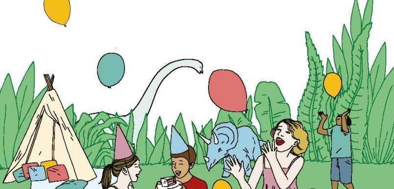 Réservez un espace de jeu dans le Little Studio pour fêter l'anniversaire de vos enfants.