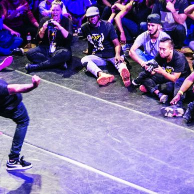 INTERNATIONAL ILLEST BATTLE 100% KRUMP
