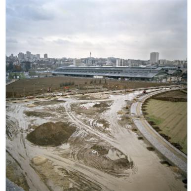 17 mai 1982 : Concours pour la création du parc de la Villette