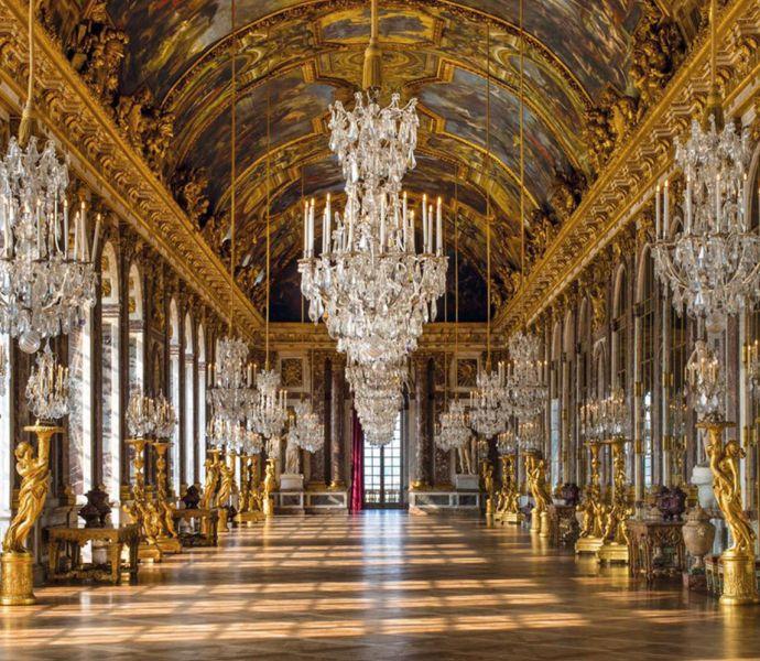Collection Des Résidences Royales Européennes