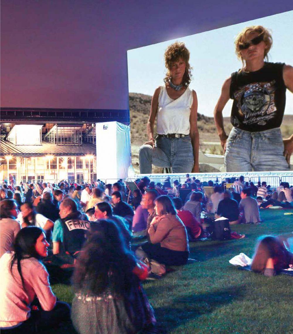 Cinéma en plein air 2020