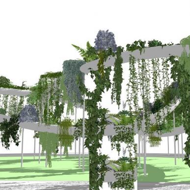 Les jardins éphémères de chaumont-sur-loire