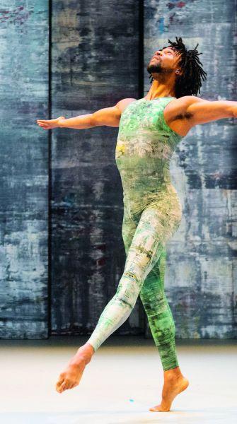 Merce Cunningham/ Ballet Rambert