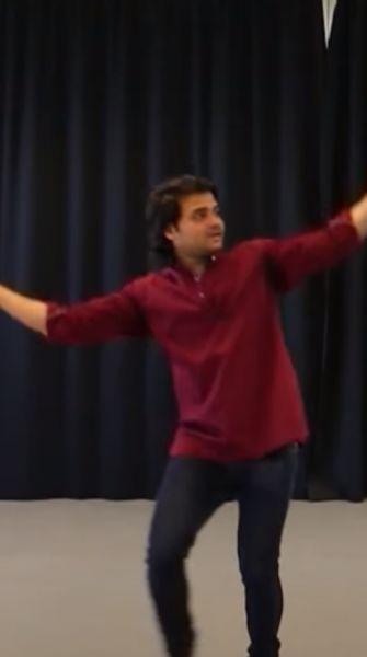 Chorégraphie Bolly Deewani