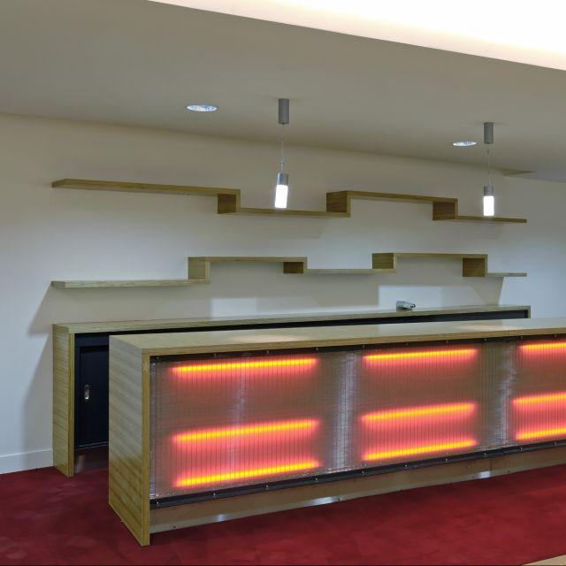 Grande Halle de La Villette Auditorium Boris Vian accueil
