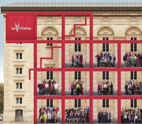 La Villette, des équipes