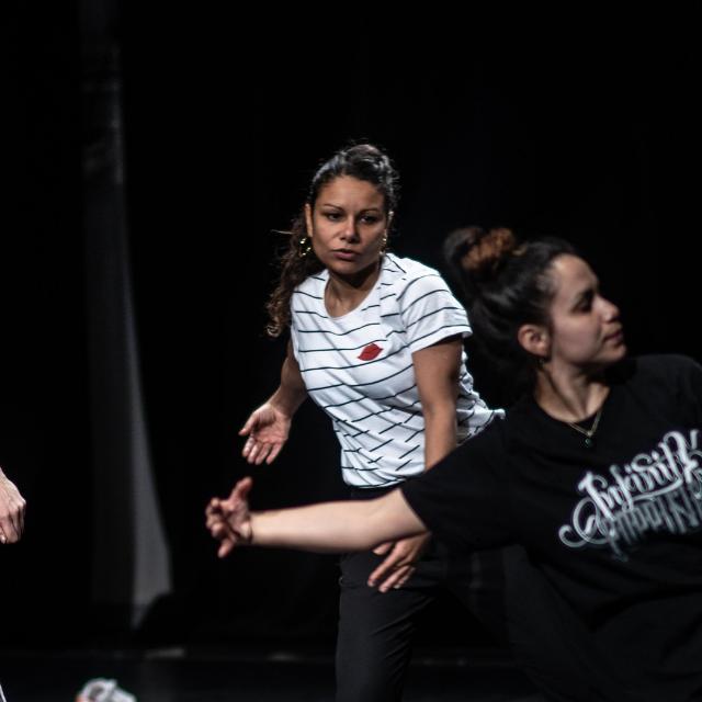 Bandidas dance crew