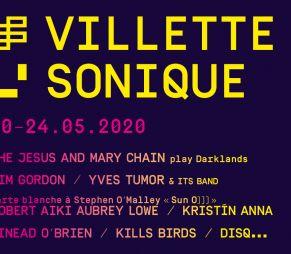 Villette Sonique - Application