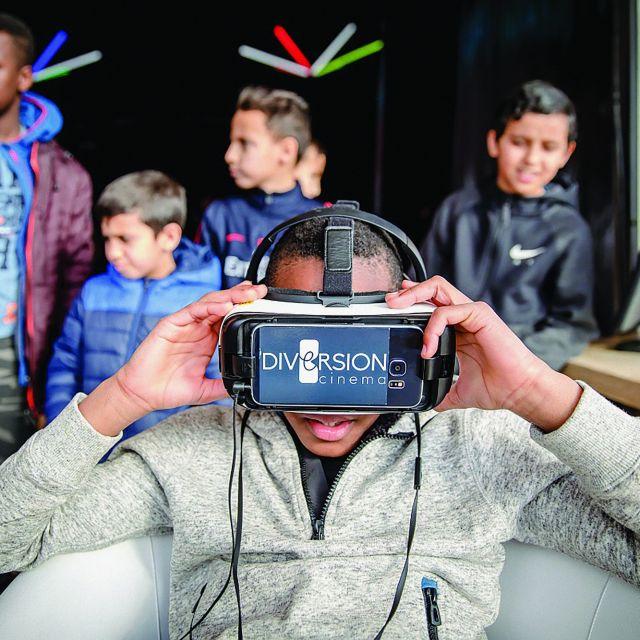 Réalité Virtuelle - Micro-Folie