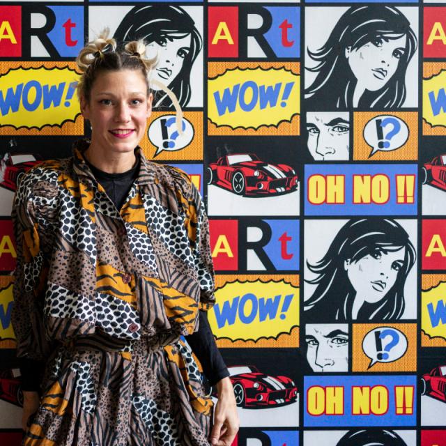 Amélie Poulain au collège Henri Matisse