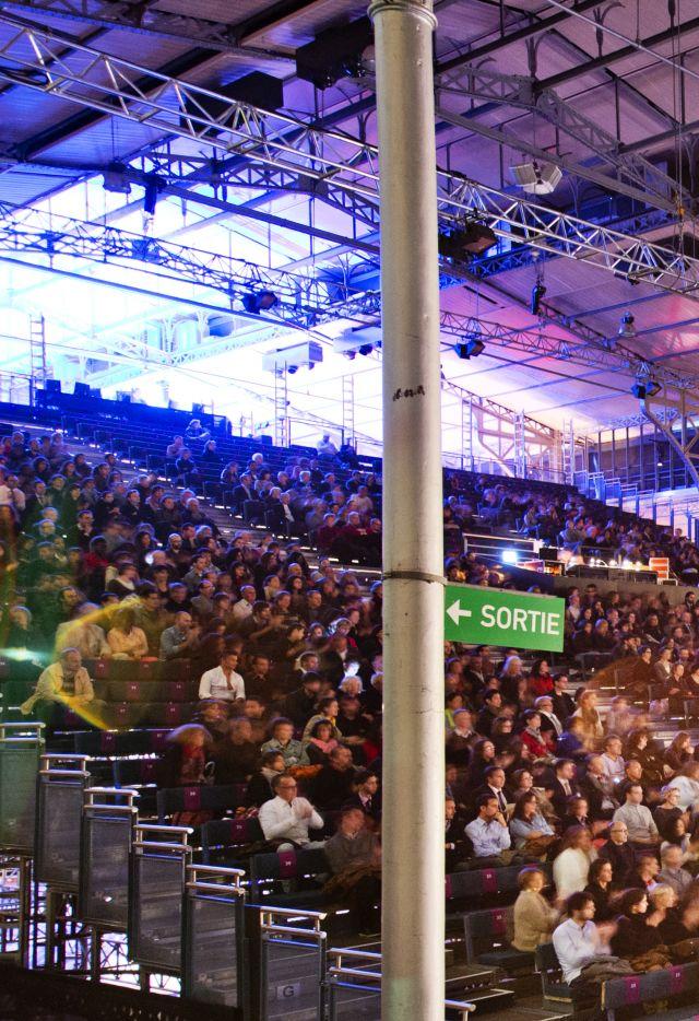 Grande Halle - l'abonnement à La Villette