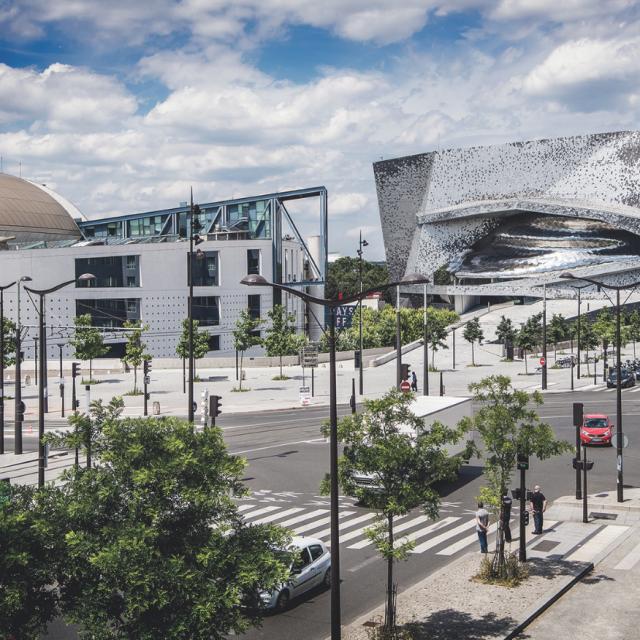 Cité de la Musique et Philharmonie