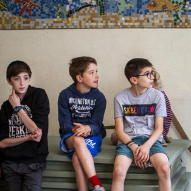 Isabelle Clarençon |Mab'ish au centre de loisirs rue de Marseille