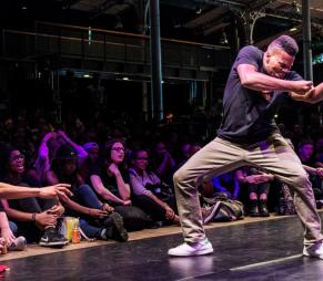What's that Dance : Krump