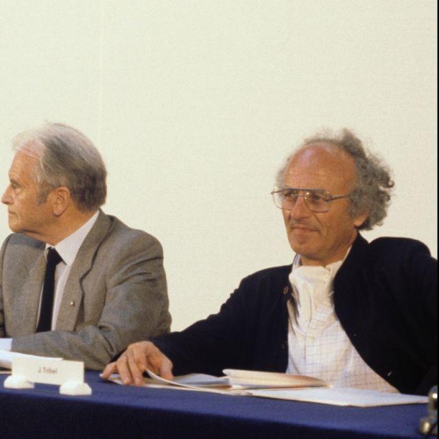 Conférence de presse au lancement du concours