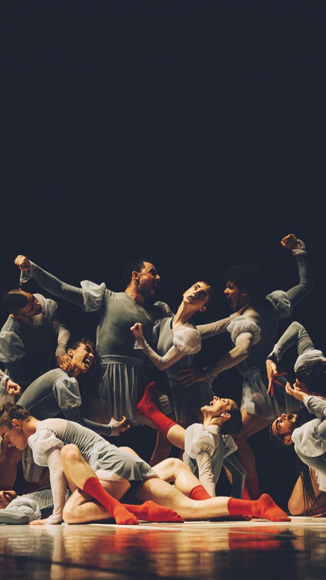 Tânia Carvalho/ Ballet National de Marseille