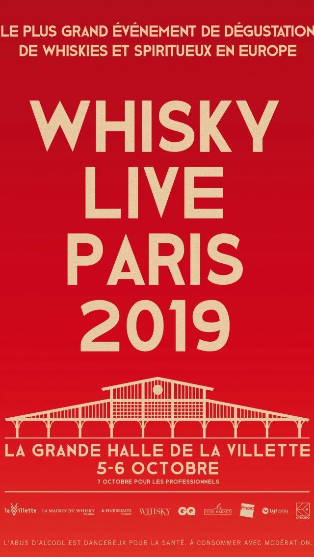 Whisky Live Paris et Cocktail Street