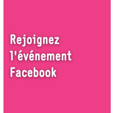 Rejoignez l'événement Facebook du 27 juin à La Villette