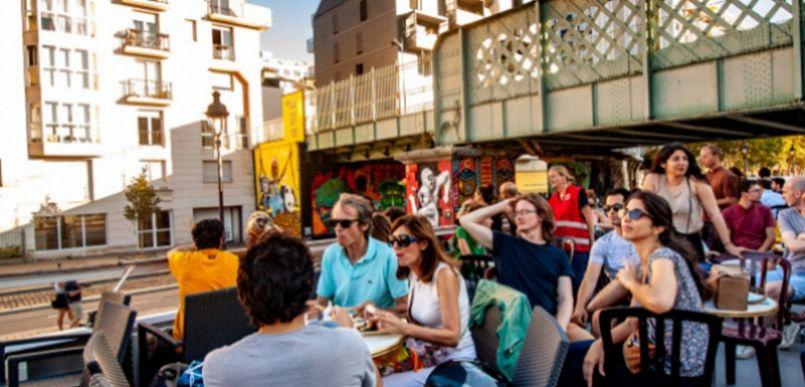 Sam 24.07 • 18h • durée 1h30 • 23€ - 20€ & gratuit pour les -4 ans • Bassin de la Villette >>> Parc de la Villette