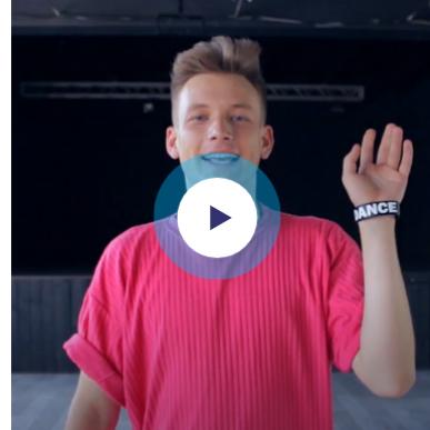 Vogue dance tutorial by Artemiy Hobo Lazarev