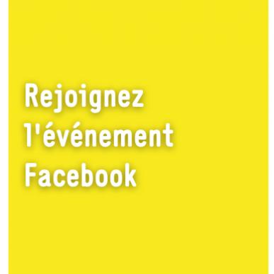 Rejoignez l'événement Facebook du 26 juin à La Villette