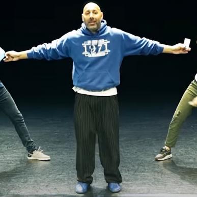 Dansez avec Mourad Merzouki