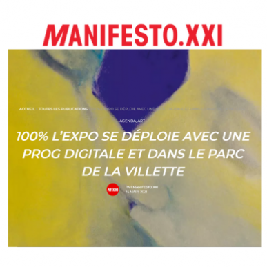 Avec Manifesto XXI