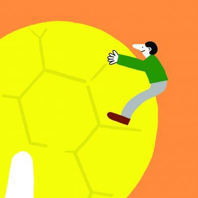 Frédéric Ferrer |Le handball • Épreuve 5