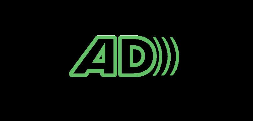 Séances en audiodescription