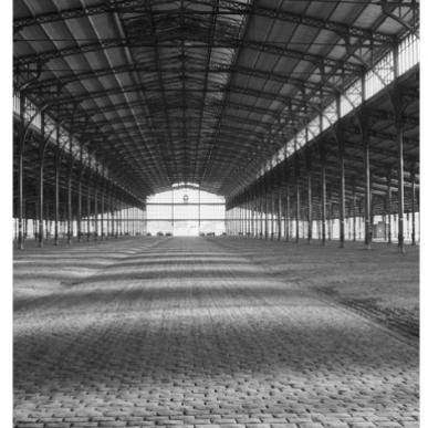 1975- 1978 : Lancement d'études et projets sur le devenir du secteur de la Villette