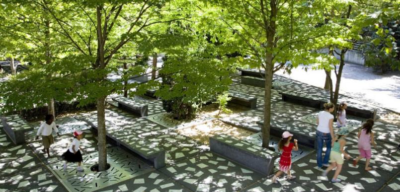 Jardin des Ombres