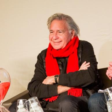 Conférence Bernard Tschumi & Jack Lang