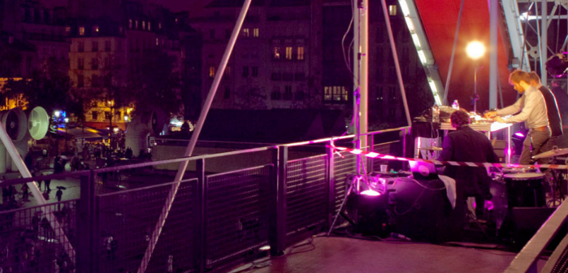 ...et aussi le samedi 19 juin au Centre Pompidou !