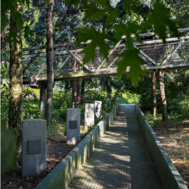 Jardin des Frayeurs Enfantines