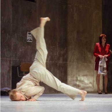 Sidi Larbi Cherkaoui aux Ballets C de la B