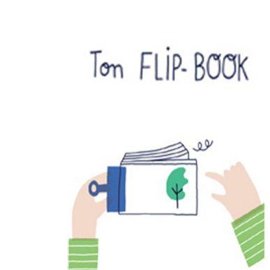 Flip-book ou mon premier film !